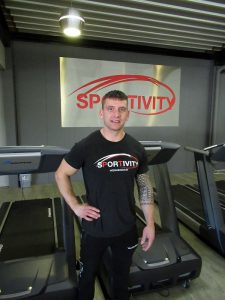Bas Peele Personal Trainer Sportivity Werkendam