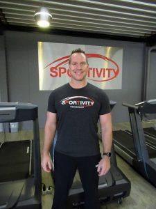 Harold Jiskoot Eigenaar en Personal Trainer Sportivity Werkendam