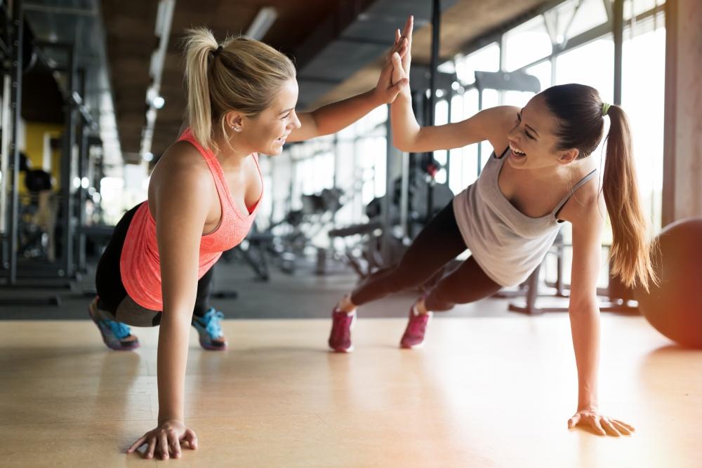 Fitness voor kinderen en jeugd