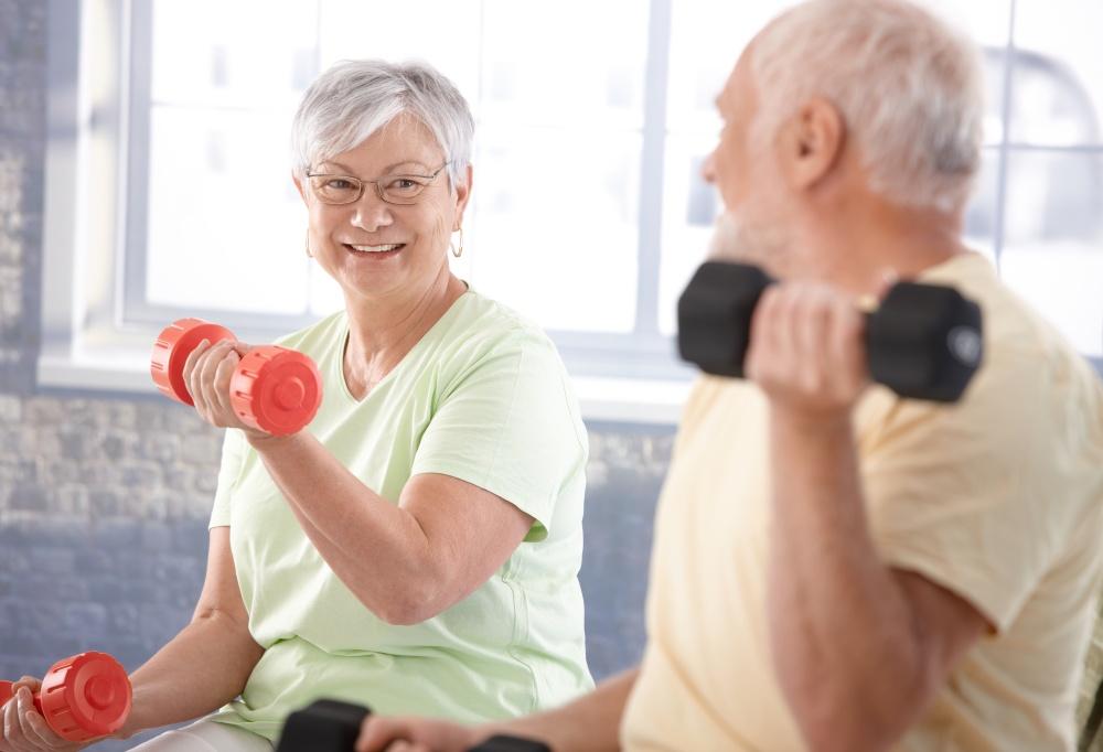 Fitness voor ouderen in Werkendam
